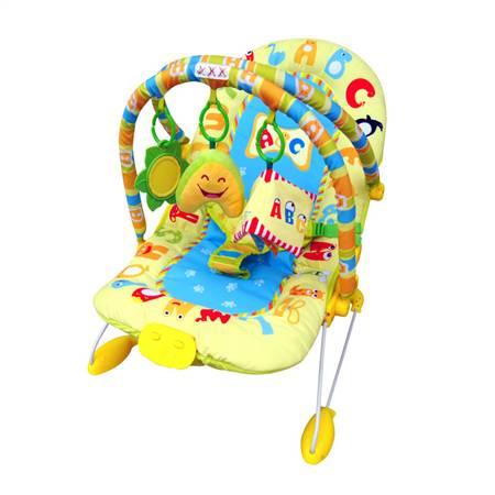 动物字母婴儿安抚摇椅