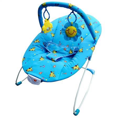 可爱大笨象婴儿安抚摇椅(不带音乐盒)