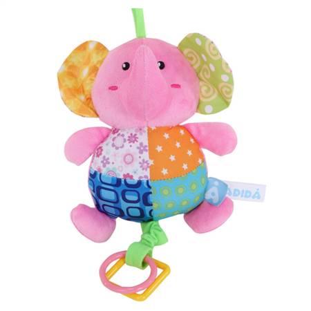大象IC音乐毛绒玩具