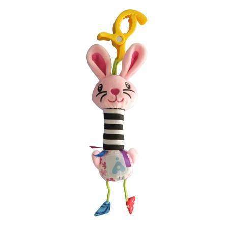 兔子雀笛吊脚挂件