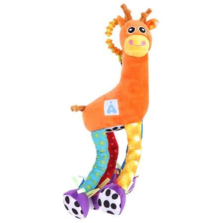 长颈鹿IC音乐毛绒玩具