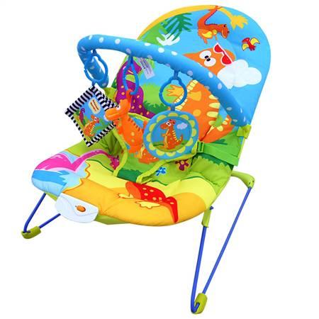 恐龙世界婴儿安抚摇椅