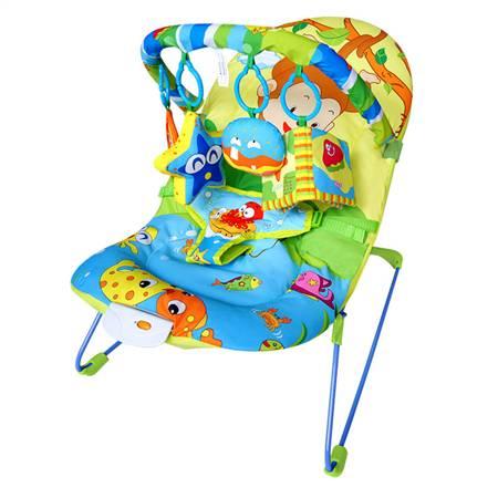 猴子钓鱼婴儿安抚摇椅