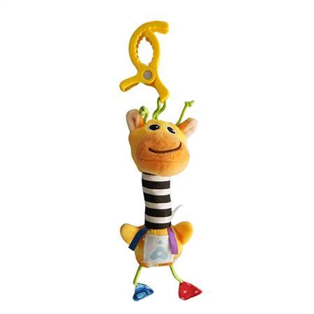 小鹿雀笛吊脚挂件