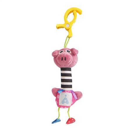小猪雀笛吊脚挂件